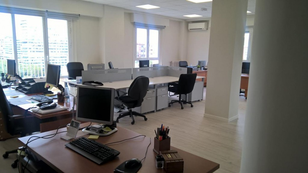 Oficinas Rasher Madrid